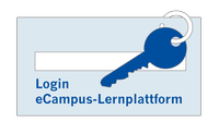 Login eCampus-Lernplattform