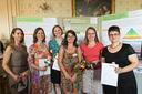 Herzlichen Glückwunsch: Vier Absolventinnen schließen eTeaching-Qualifizierung ab